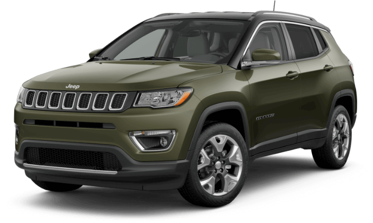 2019 Jeep Compass Sport Vs Latitude Vs Altitude Vs