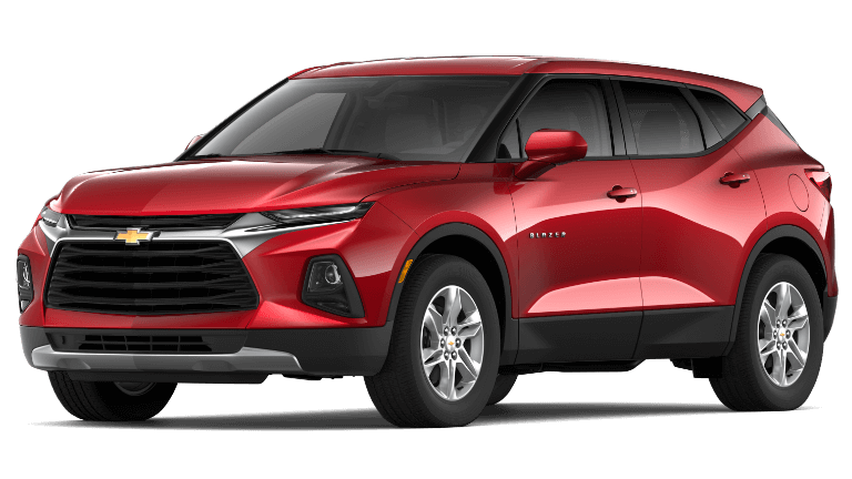 2020 Chevy Blazer Lease Deal: $289/mo for 36 mos ...