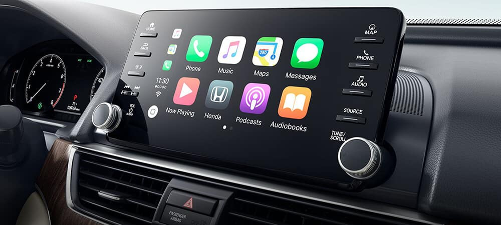 How To Connect To Apple Carplay Or Android Auto Valley Honda