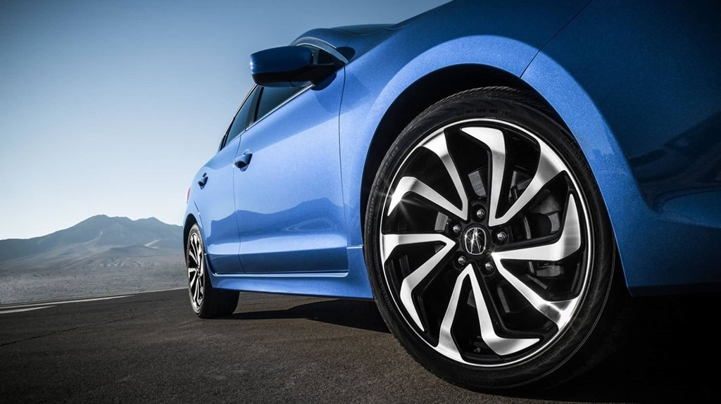 2018 Acura ILX Rim Details