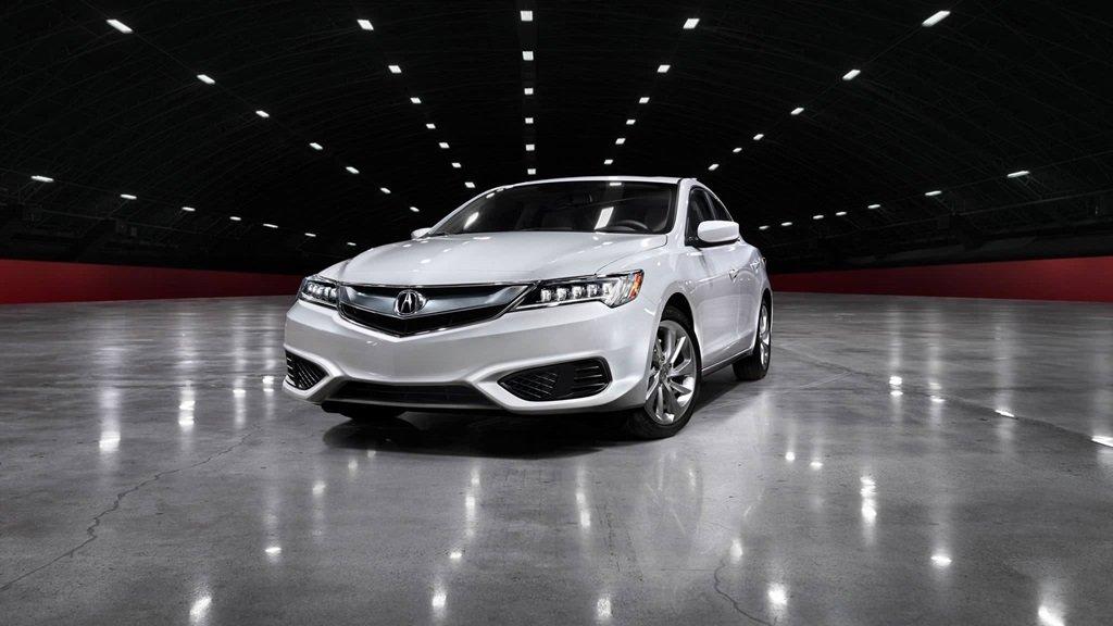 2018 Acura ILX in White