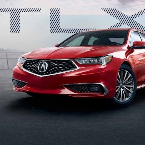 Acura TLX Banner