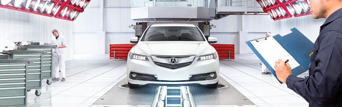 Acura Maintenance Banner