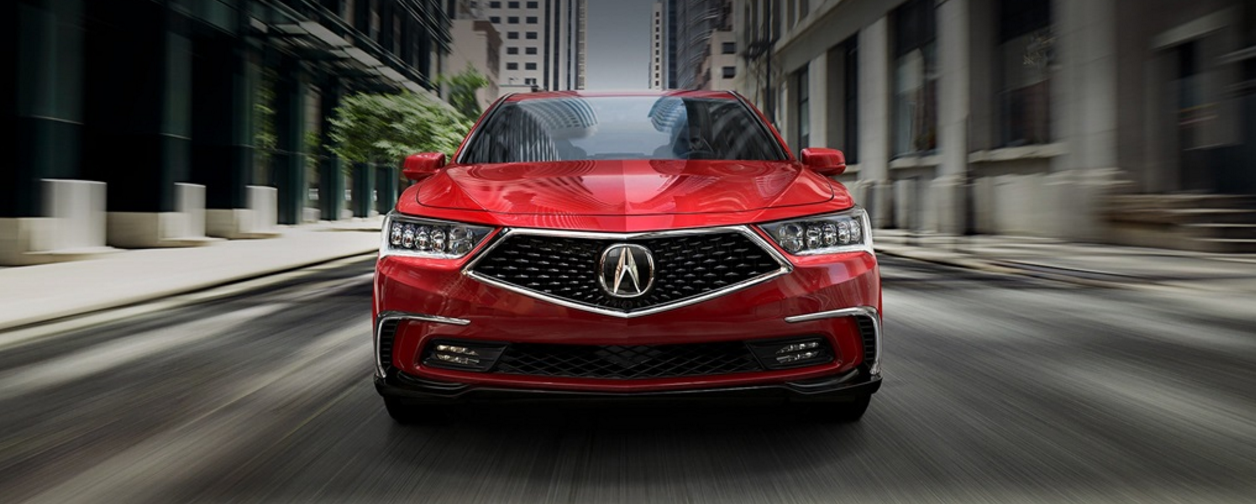Acura RLX Front View