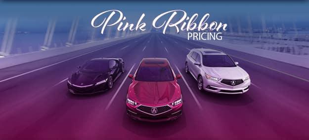 Pink Ribbon Pricing