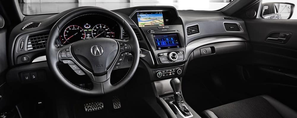 Acura ILX Interior Features Acura Of Fayetteville - 2018 acura ilx accessories