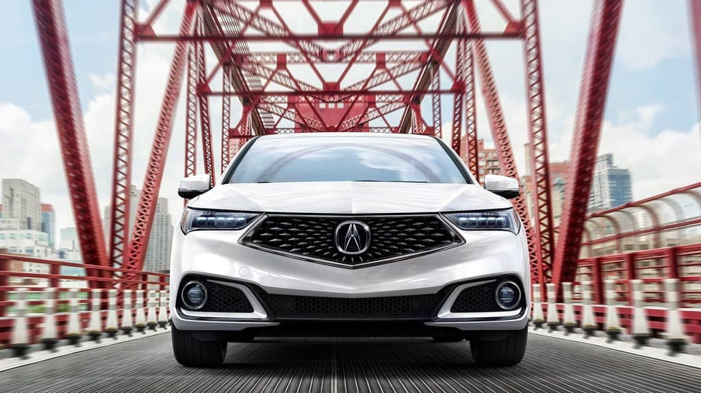 Acura ILX Front Grille