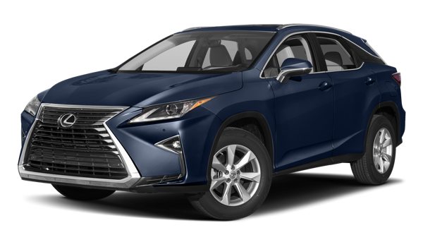 2018 Lexus RX white background