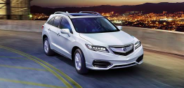2018 RDX 6 Speed Automatic AWD Featured Special Lease
