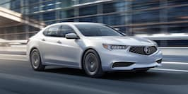 2018 TLX 8 Speed Dual-Clutch with Technology Package