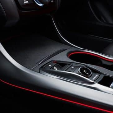 2018 Acura TLX interior features
