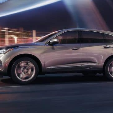 2019 Acura RDX side view