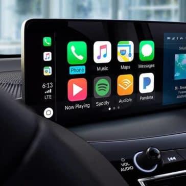 2019 Acura RDX technology features