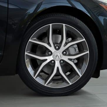 2019 Acura ILX Shark Grey Wheels