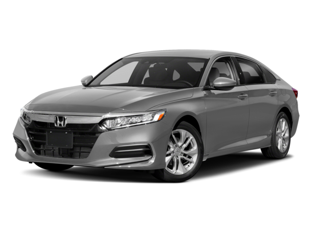 Silver 2019 Honda Accord 2