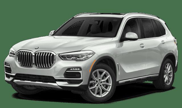 White 2019 BMW X5