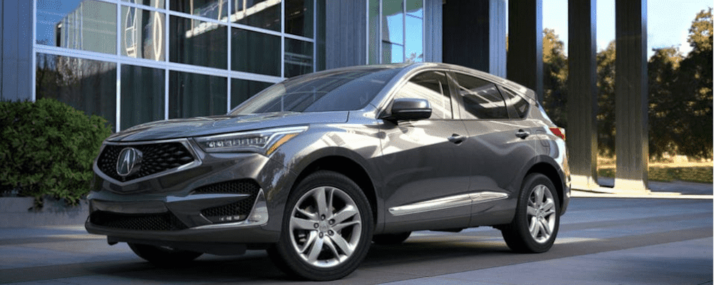 2020 Acura Rdx Cargo Space Acura Of Fayetteville