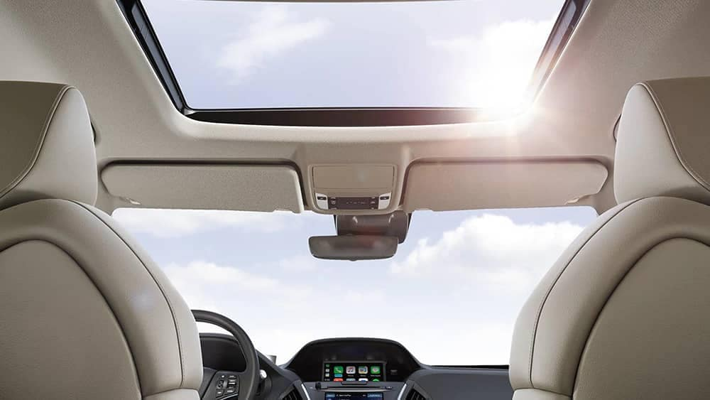 2020 Acura MDX Sunroof