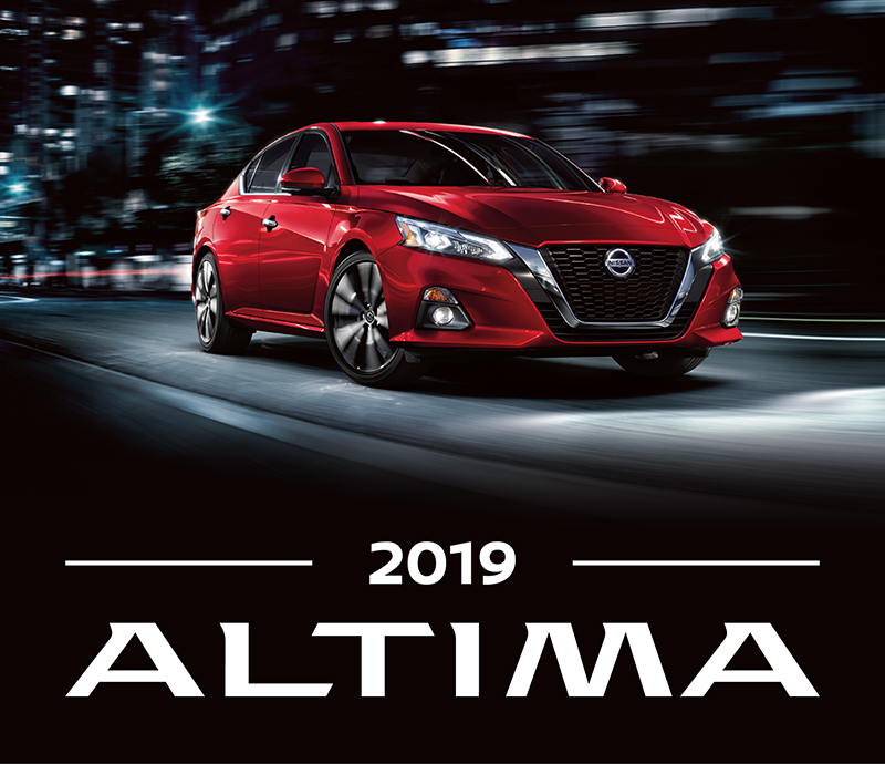 2019 Nissan Altima Surf City Nissan