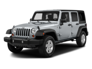 Wrangler Unlimited 2018