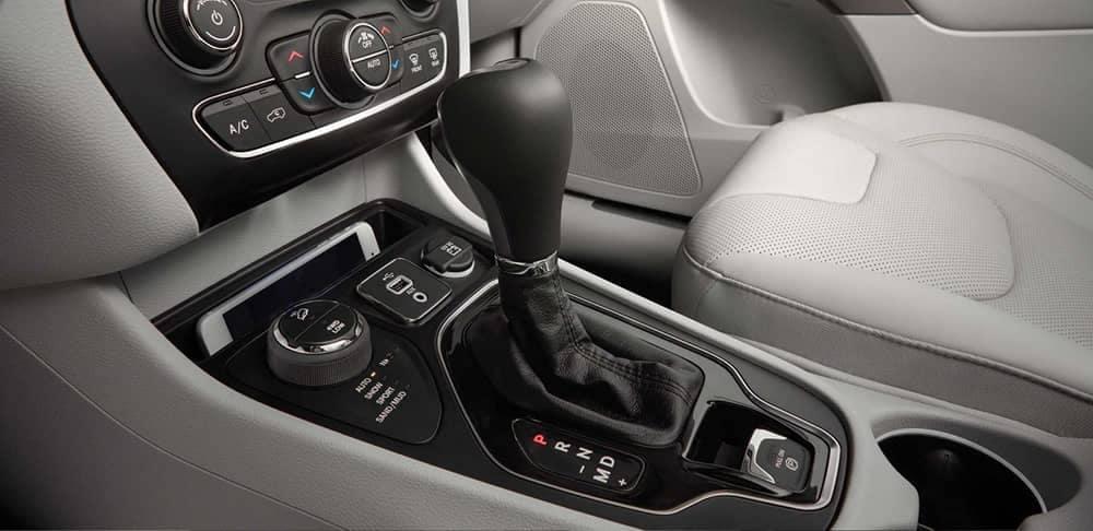 2019 Jeep Cherokee Shifter