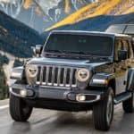 2019 Jeep Wrangler Sahara Towing Boat 1000