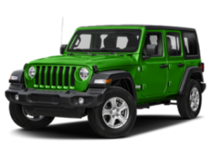 2020MY Wrangler Unlimited