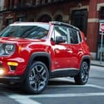 2021 Jeep Renegade Red