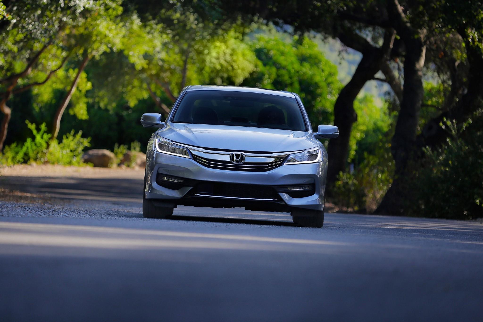 2016 Honda Accord Sedan Model Overview in Fletcher, NC