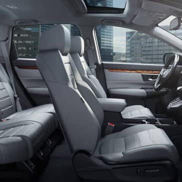 2018 Honda CR-V interior profile view