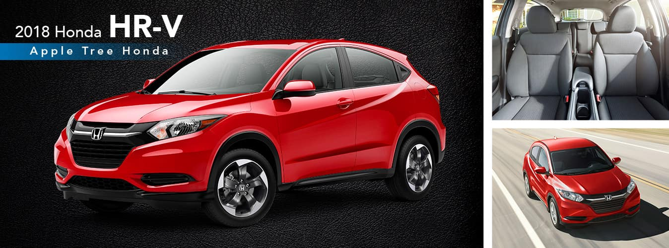 2018 Honda HR-V - Apple Tree Honda
