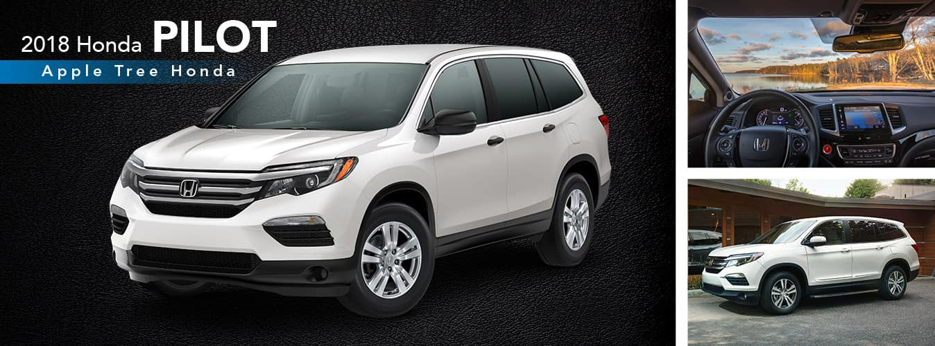 2018 Honda Pilot - Apple Tree Honda