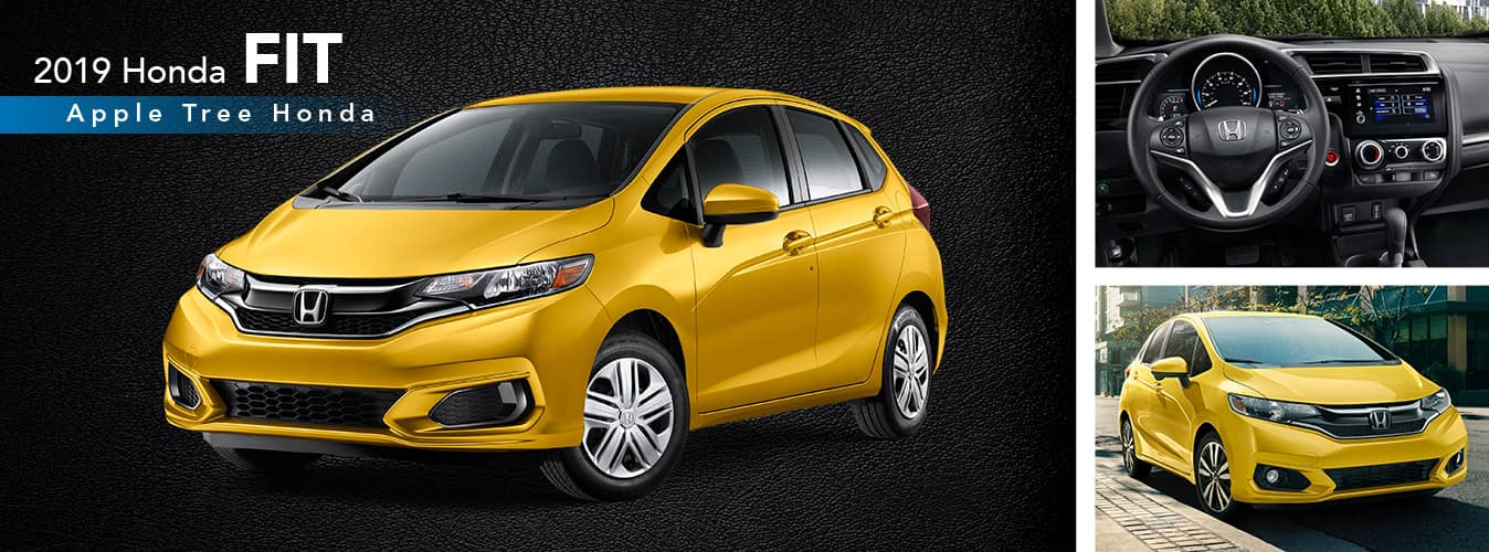 2019 Honda Fit - Apple Tree Honda
