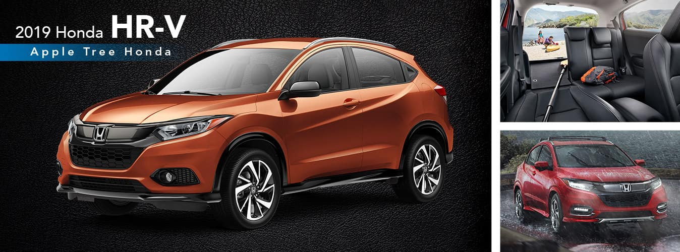 2019 Honda HR-V - Apple Tree Honda