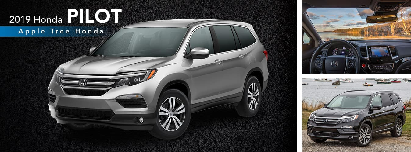 2019 Honda Pilot - Apple Tree Honda