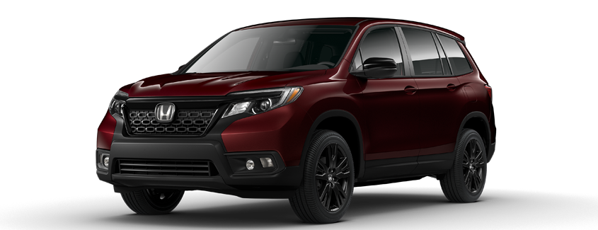 2019 Passport sport - scarlet pearl color