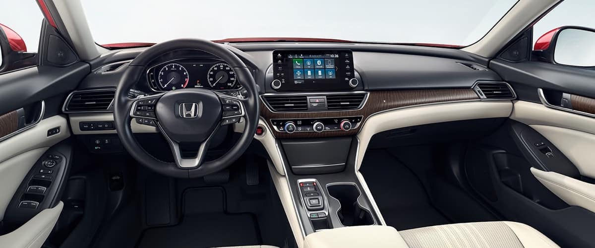 2019 Honda Accord Dash