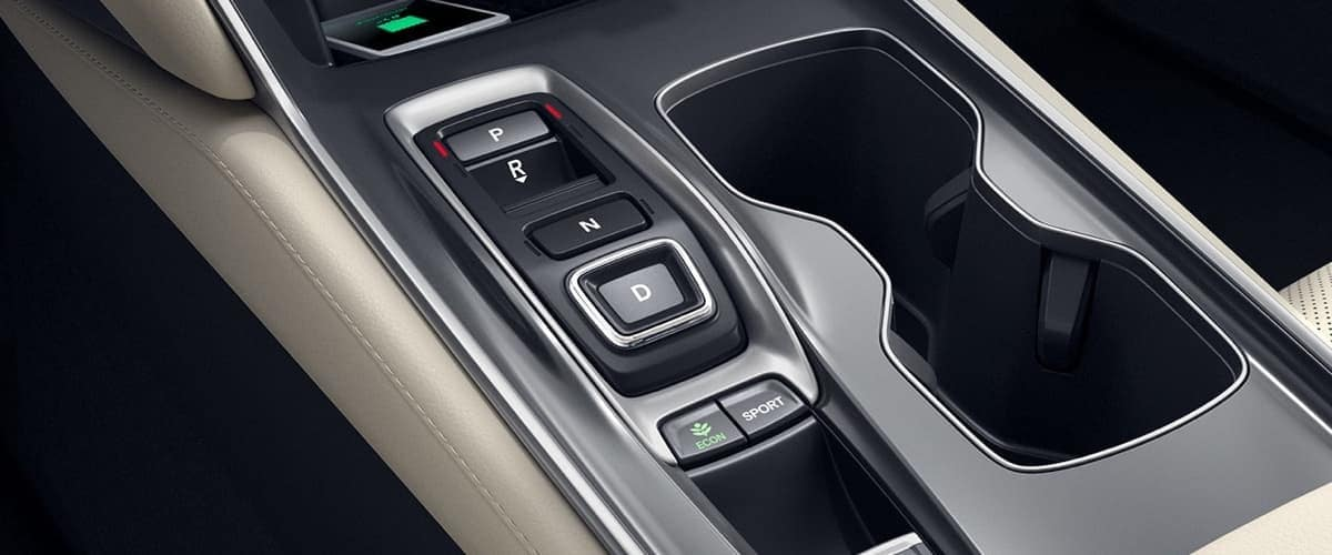 2019 Honda Accord Interior Features