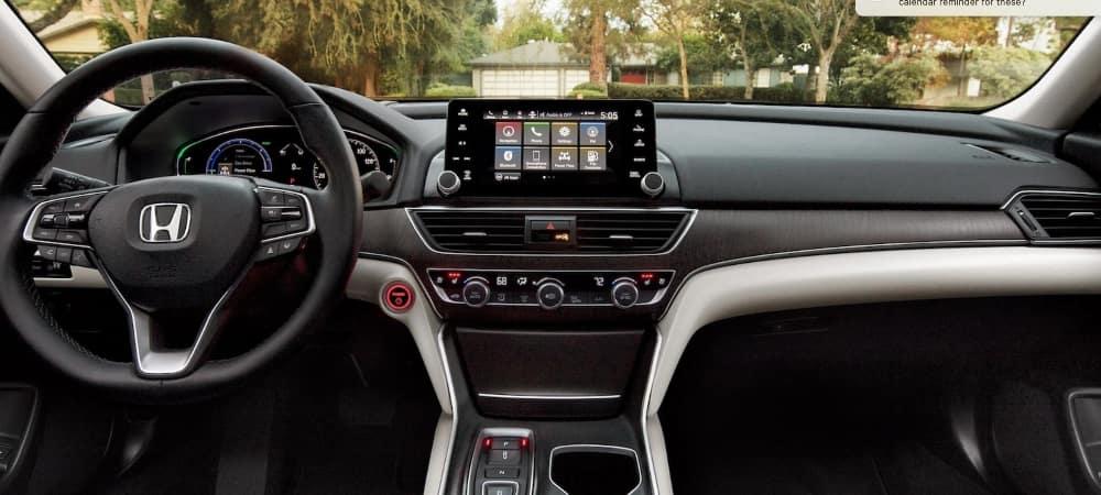honda-accord-hybrid-interior
