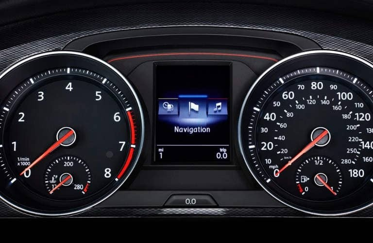 Golf GTI Dashboard