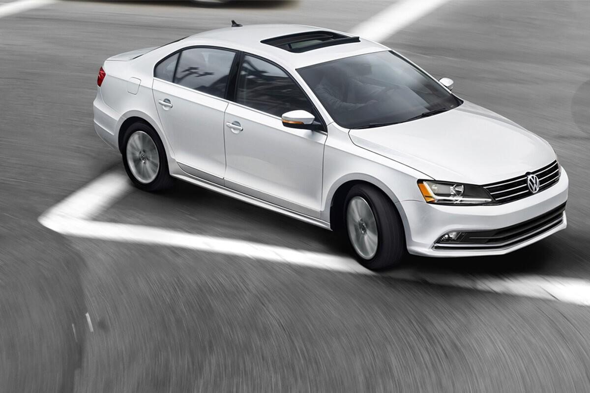 2017 Volkswagen Jetta exterior