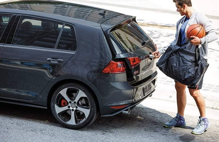 Golf GTI Trunk