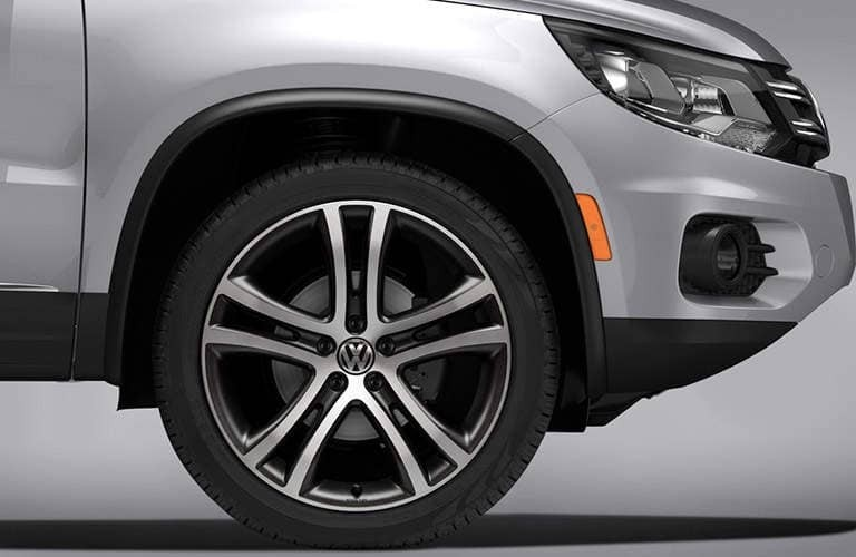 Tiguan Wheels