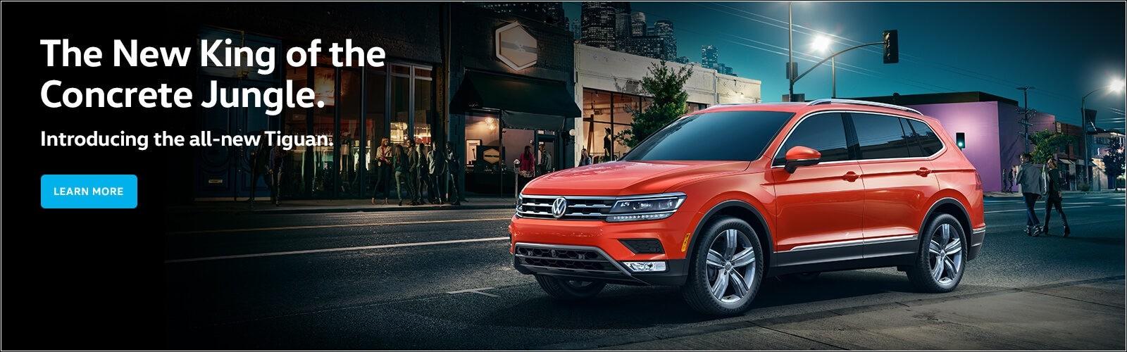 All-New Volkswagen Tiguan