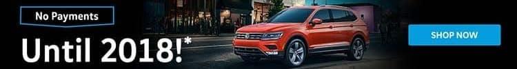 Archer Volkswagen No Payments until 2018