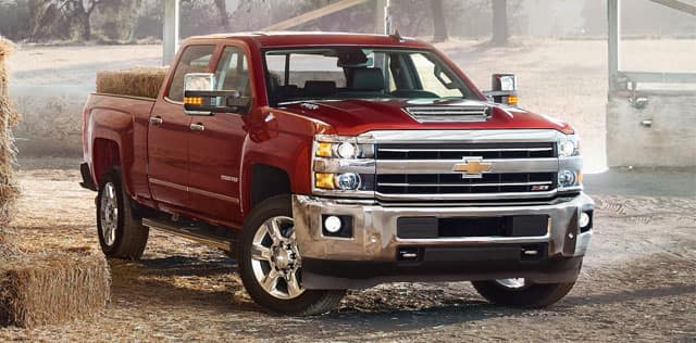 compare 2018 ram 2500 vs chevrolet silverado 2500 hd. Black Bedroom Furniture Sets. Home Design Ideas