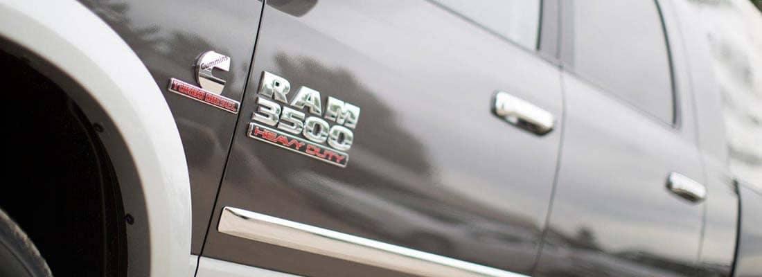 2018 Ram 3500 Logo