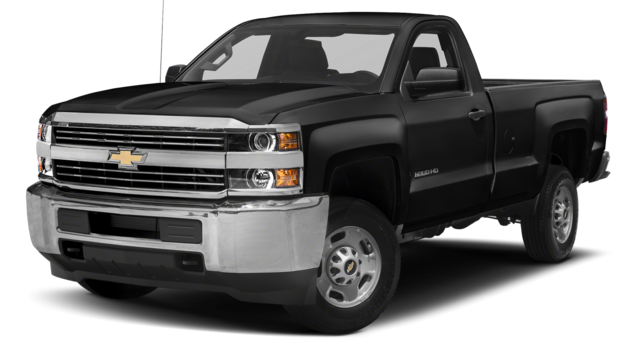 2018 Chevy Silverado 3500 Black