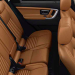 Land Rover Discovery Sport interior with third row seating