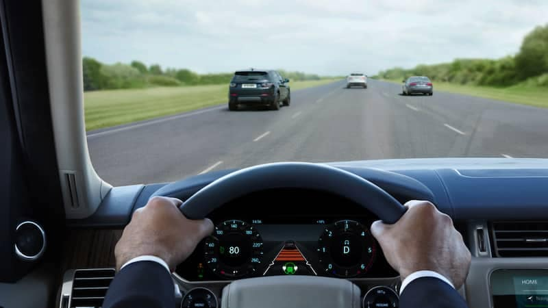 2019 Land Rover Range Rover Driver Assist Features